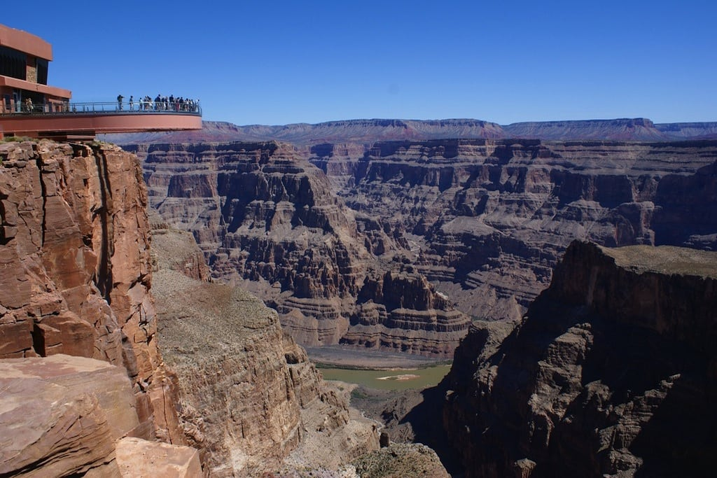Grand Canyon tourists charged by private landowner to reach scenic point